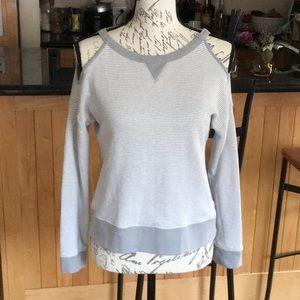 Calvin Klein Performance Cold Shoulder Sweatshirt